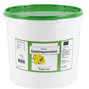 Salat Mayonnaise ekologisk 5kg